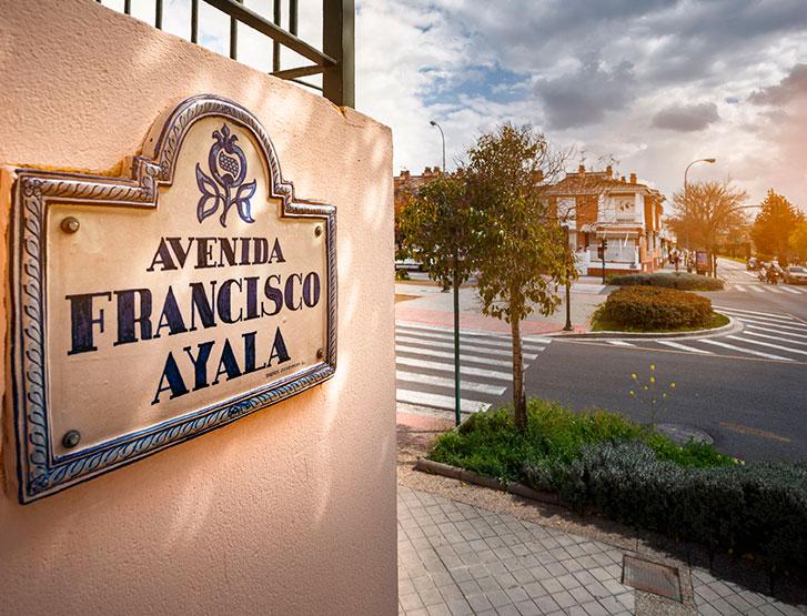 Avenida Francisco Ayala, Granada