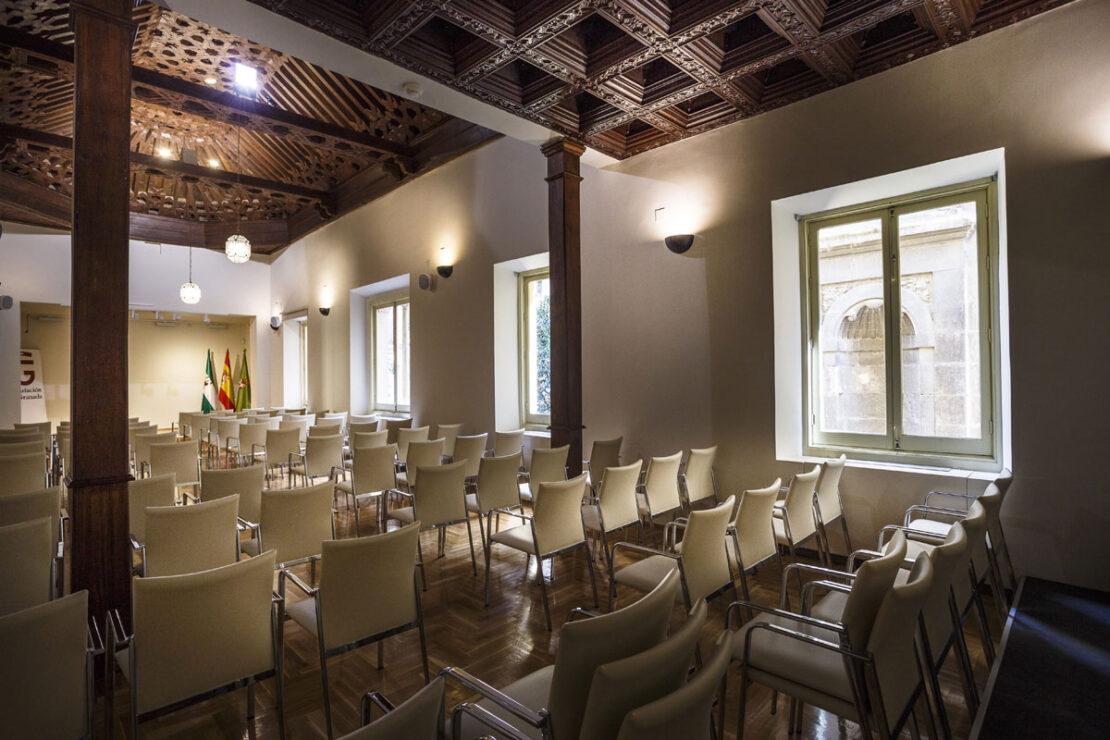 Sala Francisco Ayala, Palacio de Niñas Nobles, Granada.