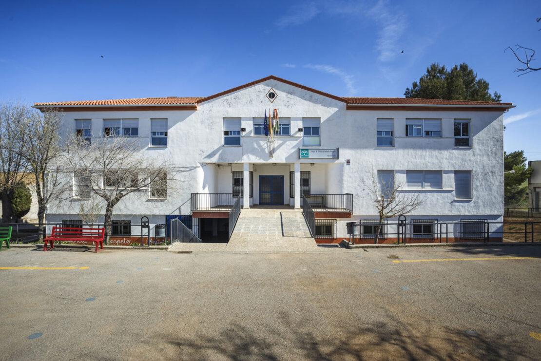 Colegio Francisco Ayala, Iznalloz.