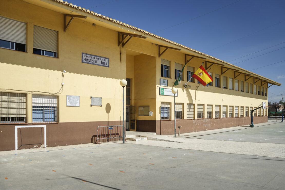 Colegio Francisco Ayala, Cúllar Vega