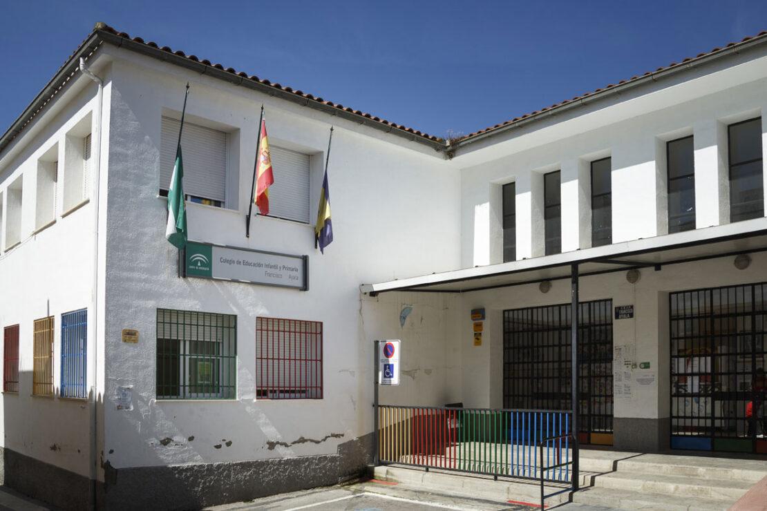 Colegio Francisco Ayala, Ogíjares.