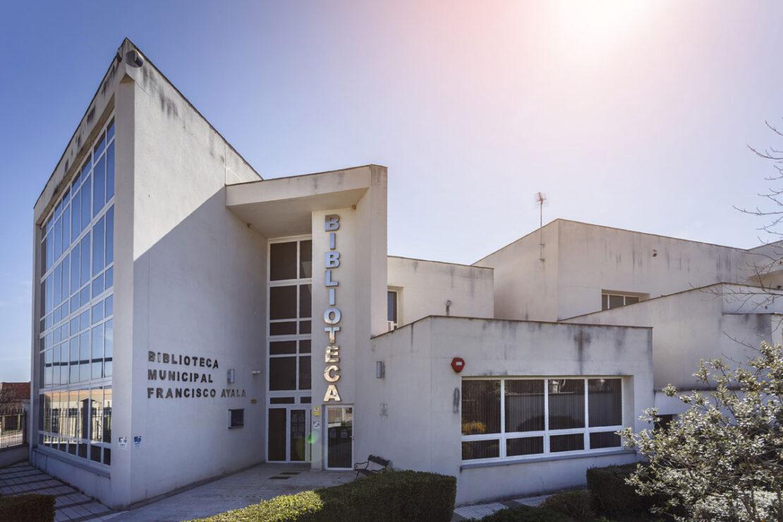 Biblioteca pública municipal Francisco Ayala, Cijuela.