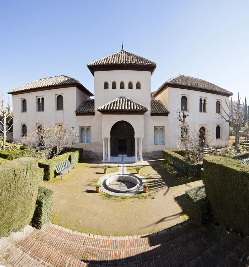 Palacete Alcázar Genil, sede de la Fundación Francisco Ayala.